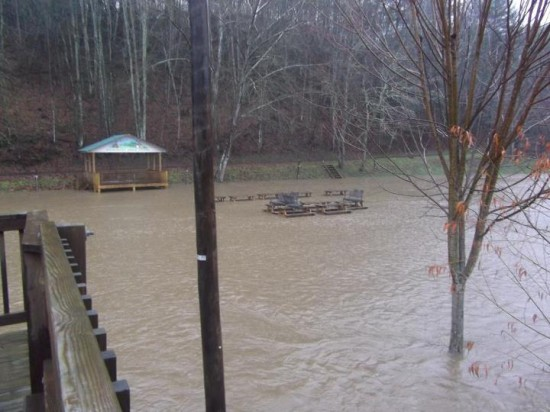 Jan15_Lansing town park in Ashe County. Photo by Daniel Suggs