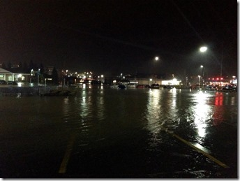 Walmart and Bank of America Area about 7pm Wednesday_Jak Kesselring
