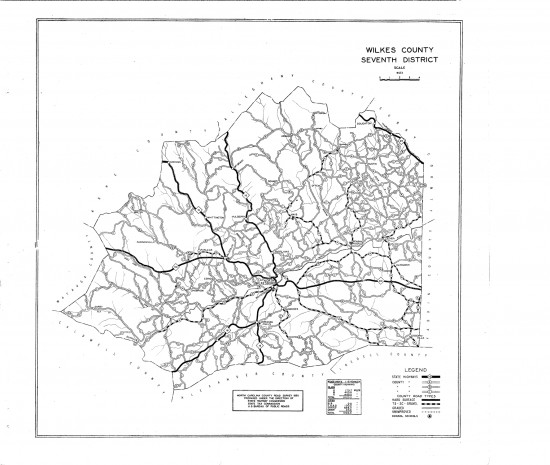 1930 maps Wilkes