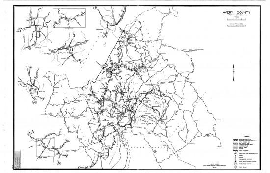 1949 maps Avery