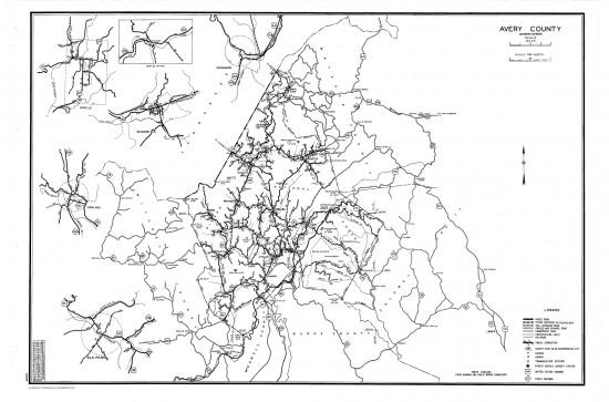 1953 maps Avery