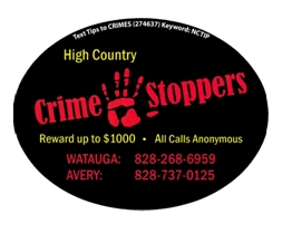 High Country Crimestoppers logo
