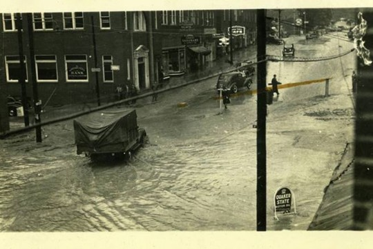 Town Of Boone To Mark Anniversary Of 1940 Flood With Historical Marker And Talk