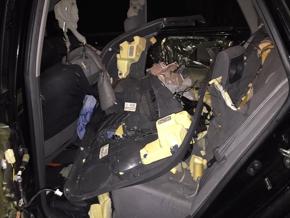 Bear in car1_Christa South