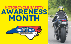 Motorcycle Safety Awarness Month