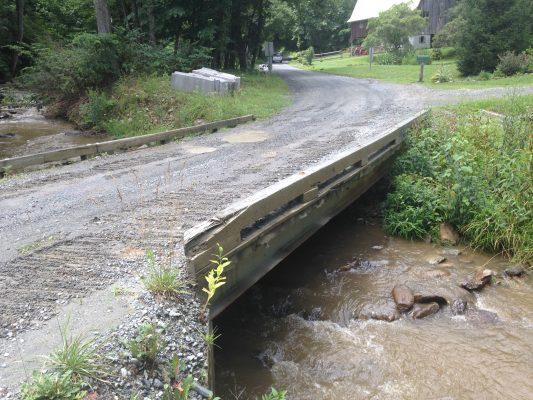 Laurel Creek Road bridge July 6 2016 (1)