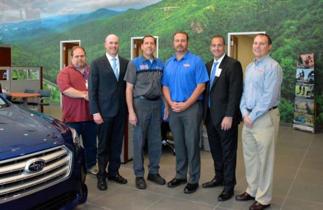 CCC&TI And Subaru-U Partnering Up, Program Will Benefit Watauga High Students
