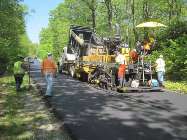 Blue Ridge Parkway Paving From Milepost 216 to 228, Motorists Delays Possible