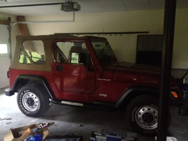 Crime Stoppers Seeks Help With Stolen Jeep & Items In Valle Cay
