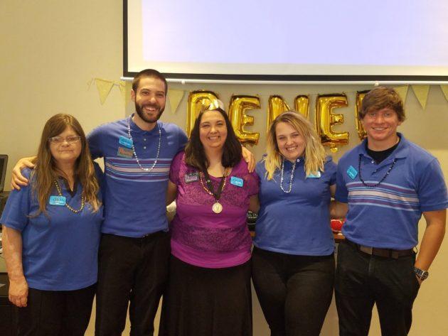 Watauga County Native Receives Prestigious National Hilton Team Award
