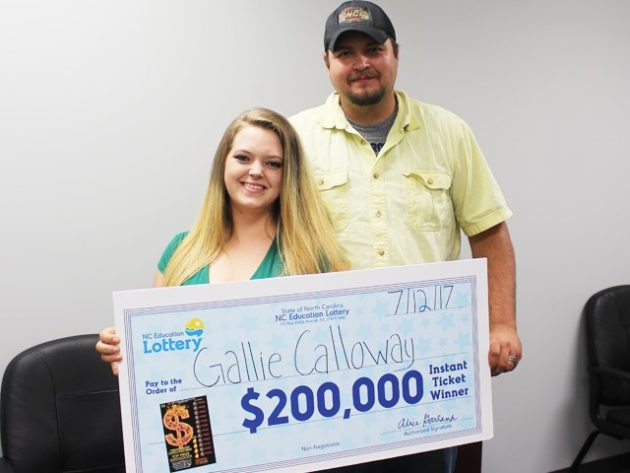 0,000 Lottery Win Means First House For Avery County Couple And Three Kids