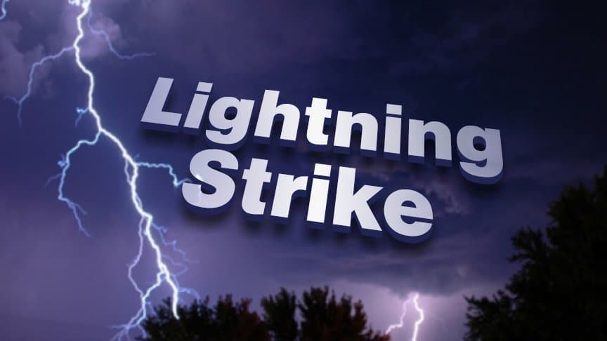 Seven struck by lightning at Grandfather Mountain