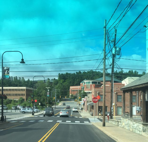 Stop Signs Added To Howard and Depot Streets Intersection