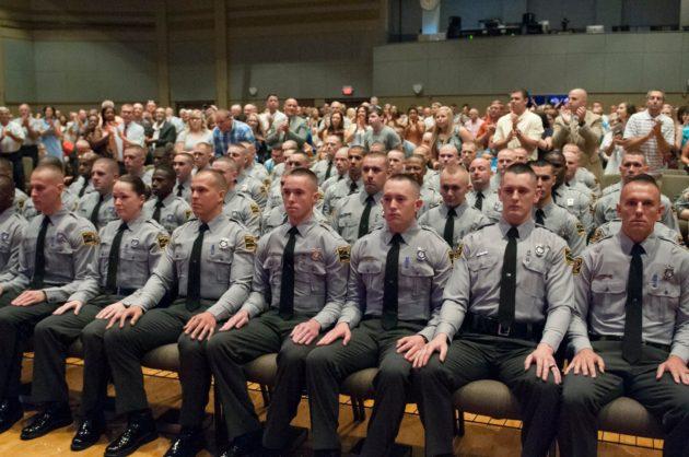 Watauga County Resident Among New State Highway Patrol Graduates
