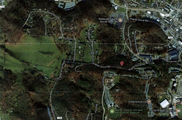 Portion Of Poplar Grove Road To Be Closed Sept 5-7, 2017