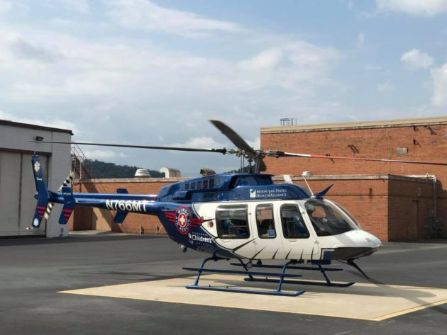 Wings Air Rescue Helping With Hurricane Harvey Efforts