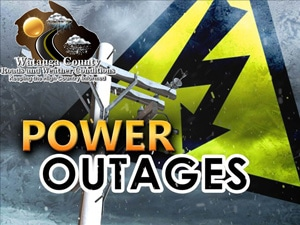 Power Outages Impacting Watauga County On Thursday Night