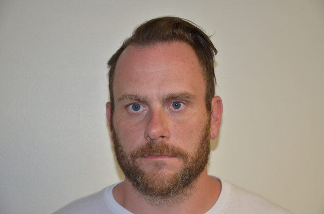 Howard's Creek Road Man Arrested on Child Pornography Charges