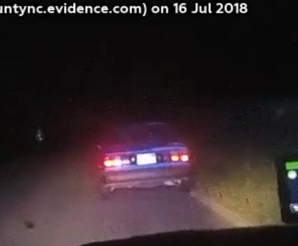 Caldwell County Crime Stoppers Seeks Assistance In Locating Suspect Car In Deputy Shooting