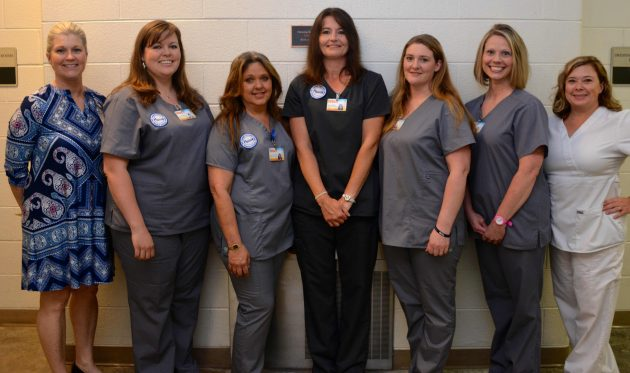 Local Women Complete Health Services Ceremonies At CCC&TI