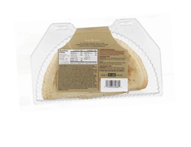 Recall: Charlotte NC Company Recalling Over 24,000 Pounds of Calzones