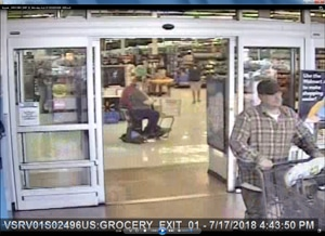 Crime Stoppers Seeks Help With Hit & Run In Walmart Parking Lot