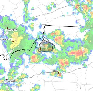 Flood Advisory for Eastern Watauga County Until 5:15pm - Monday August 6, 2018