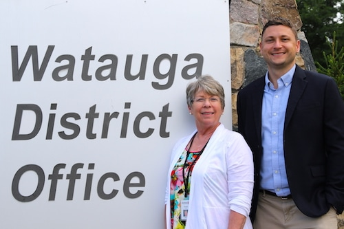 Blue Ridge Energy: Jones Announces Retirement, Jason Lingle Promoted to Watauga District Manager