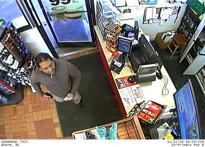 Crime Stoppers Seeks Information In Inappropriate Touching Case