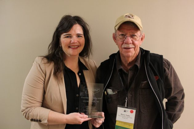NC Christmas Tree Association Presents Outstanding Public Official Award To State Senator Deanna Ballard