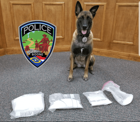 Local Law Enforcement Team Claims a Victory with Major Meth