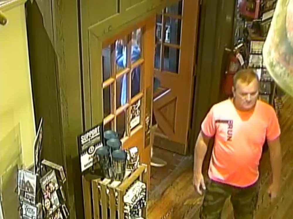 Crime Stoppers Seeks Information in Felony Theft from