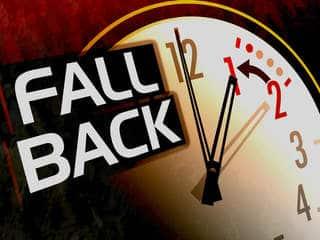 Fall Back, Daylight Saving Time Ends November 1, 2020