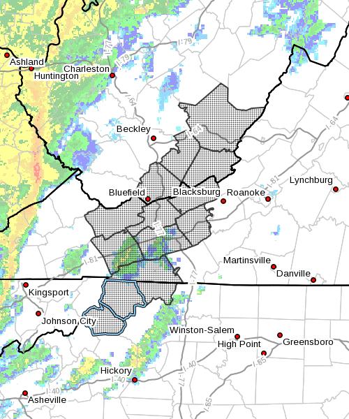 Tornado Watch In Effect Until 7pm - Oct 31, 2019