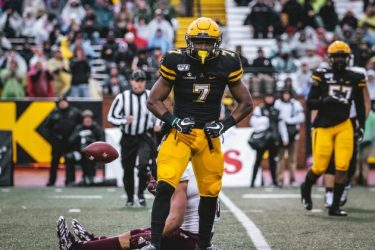 App State Pulls Away For Win On Senior Day