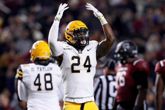 Postgame Notes From App State's Win at South Carolina