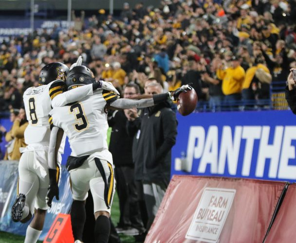 App State Overcomes Early Adversity, Rolls to Road Win
