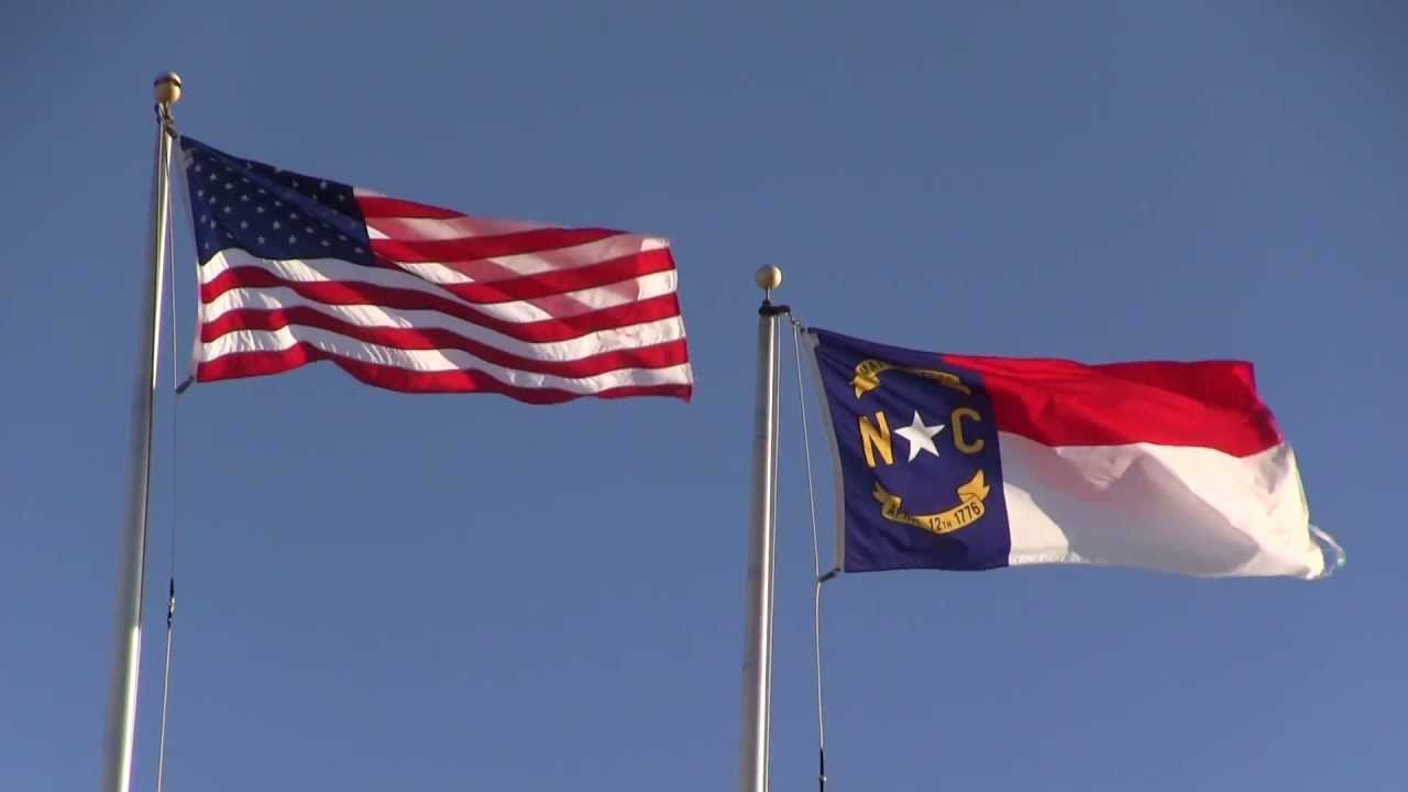 Lowering of US and NC Flags to Half-Staff in Honor of Two Fort Bragg Paratroopers Killed in Afghanistan