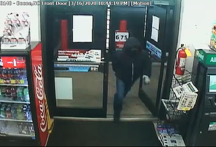 Robbery at Circle K, Crime Stoppers Seeks Information