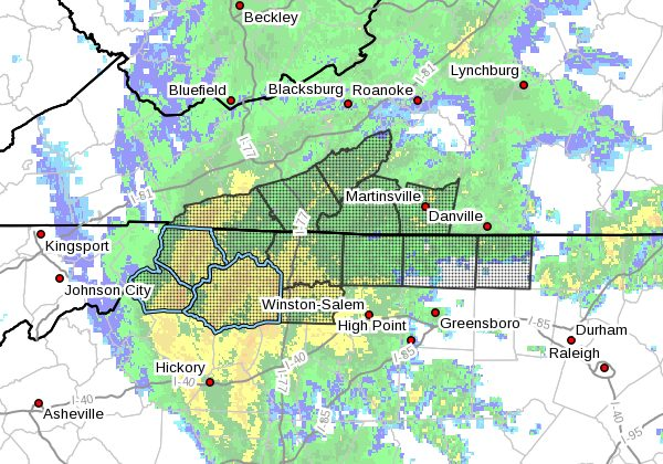 Special Weather Statement including Watauga & Ashe - Wednesday May 27, 2020
