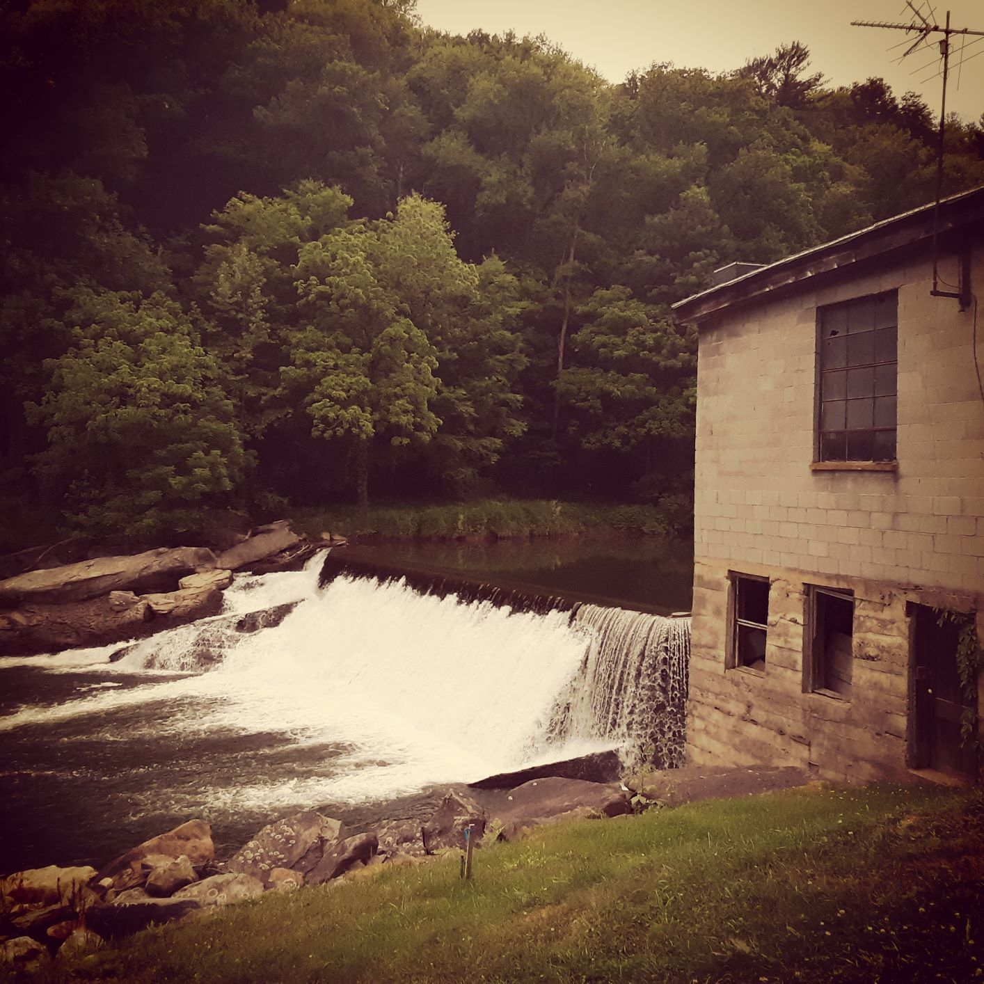 Ward's Mill Dam on Watauga River Planned for Removal This Year