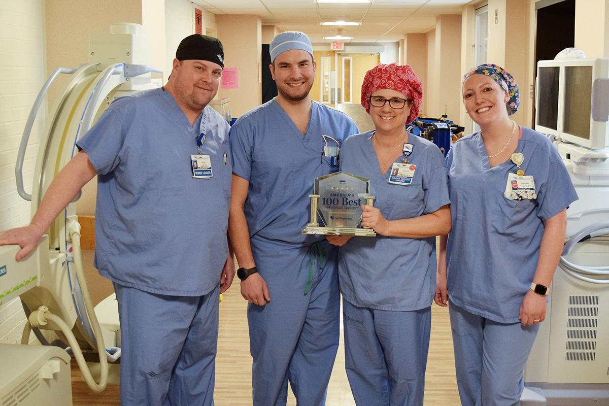 Watauga Medical Center named among America's 100 Best in Orthopedic Surgery