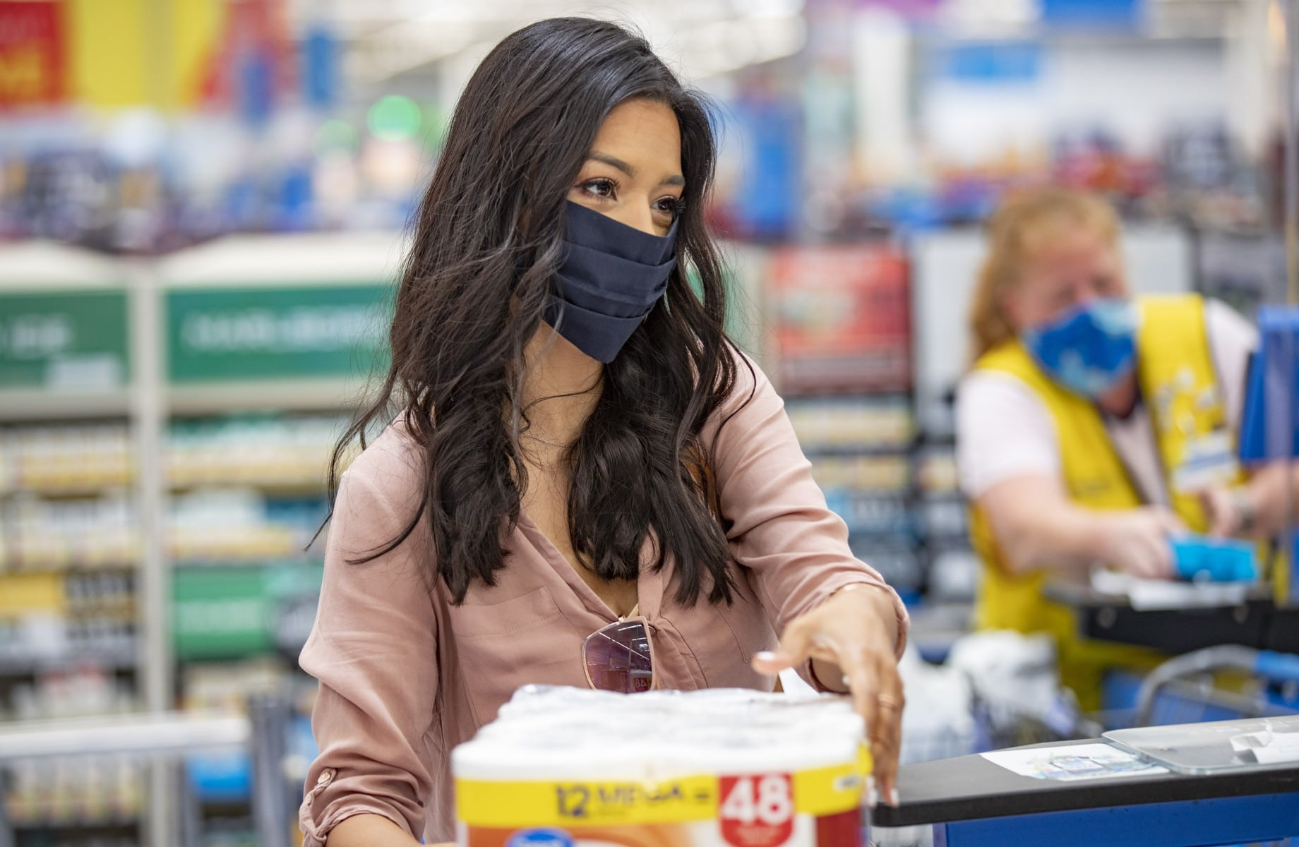 A Simple Step to Help Keep You Safe: Walmart and Sam's Club Require Shoppers to Wear Face Coverings