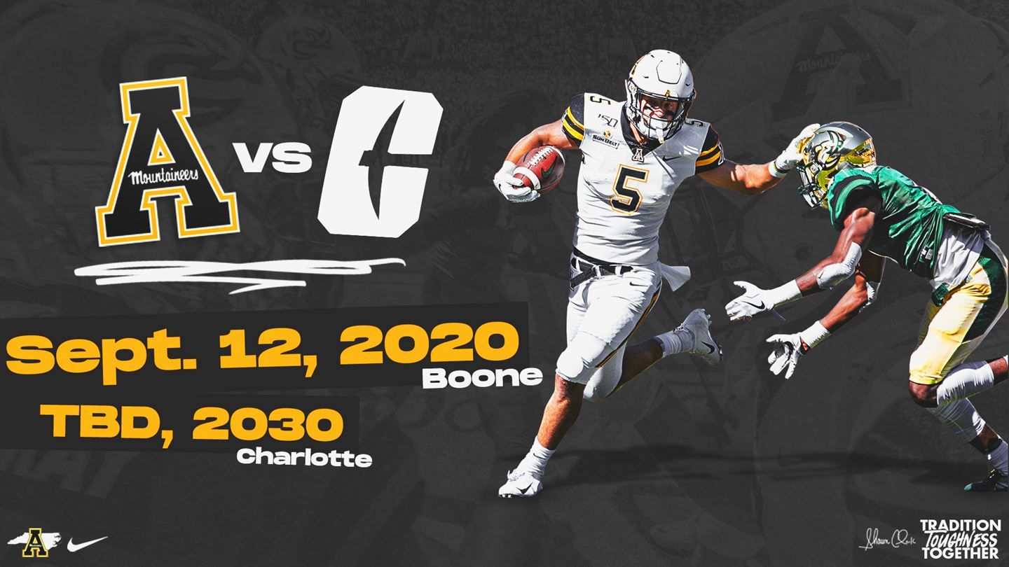 AppState FB: App State and Charlotte Add Games for 2020, 2030