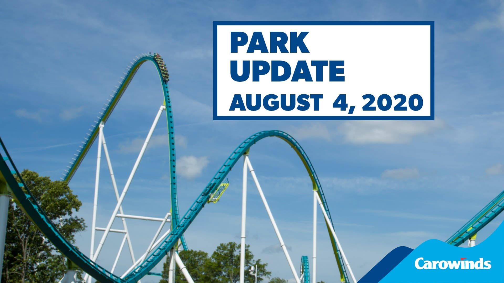 Carowinds to remain closed for the rest of 2020