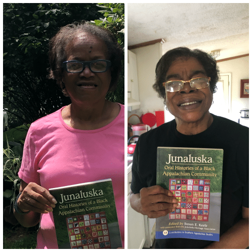 JUNALUSKA SPEAKS, Oral history of one of Appalachia's oldest black communities published