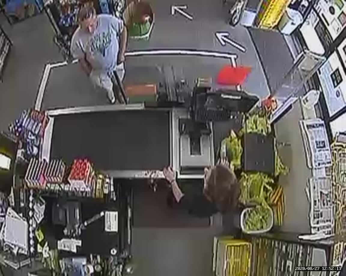 Crime Stoppers seeks help with wallet larceny from Boone Dollar General