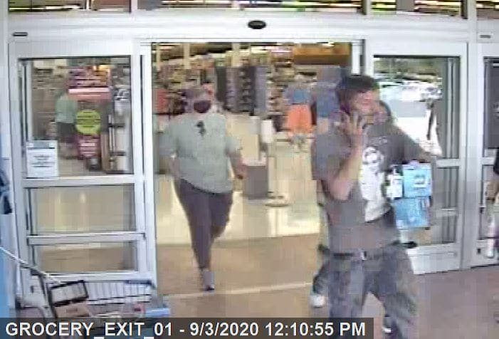 Crime Stoppers seeks help in larceny from Walmart