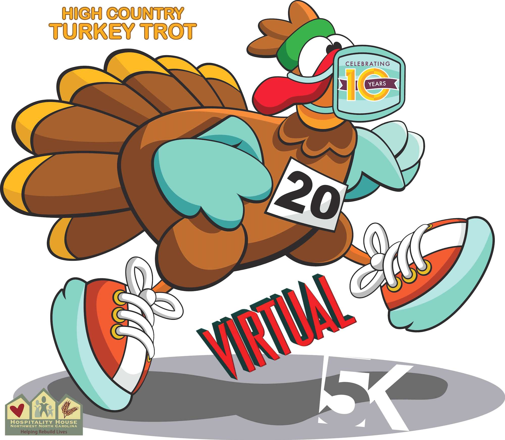 High Country Turkey Trot Week Nov. 19 - 26