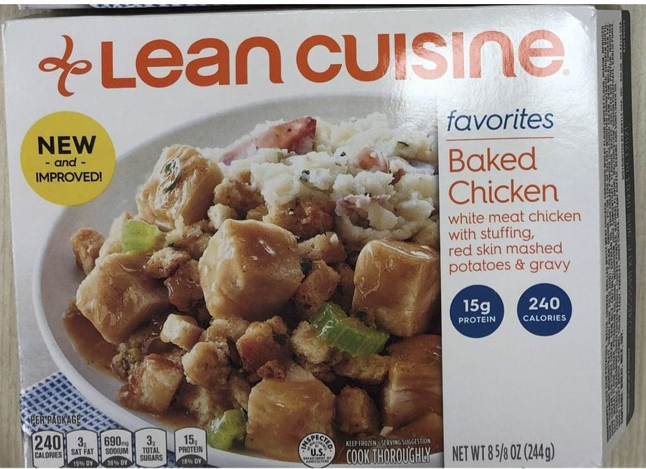 Nestlé Prepared Foods Recalls Lean Cuisine Baked Chicken Meal Products Due to Possible Foreign Matter Contamination